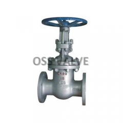 GB Standard Gate Valve Z41H Manual Operation