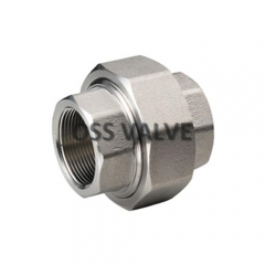Threaded Union Stainless Steel