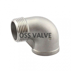 90° Street Elbow Stainless Steel