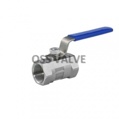1PC Ball Valve Threaded