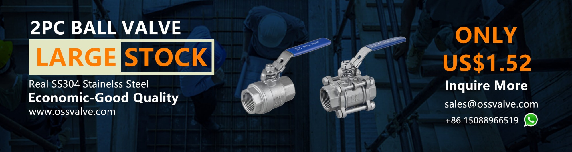 Zhejiang Oss Valve Co Ltd